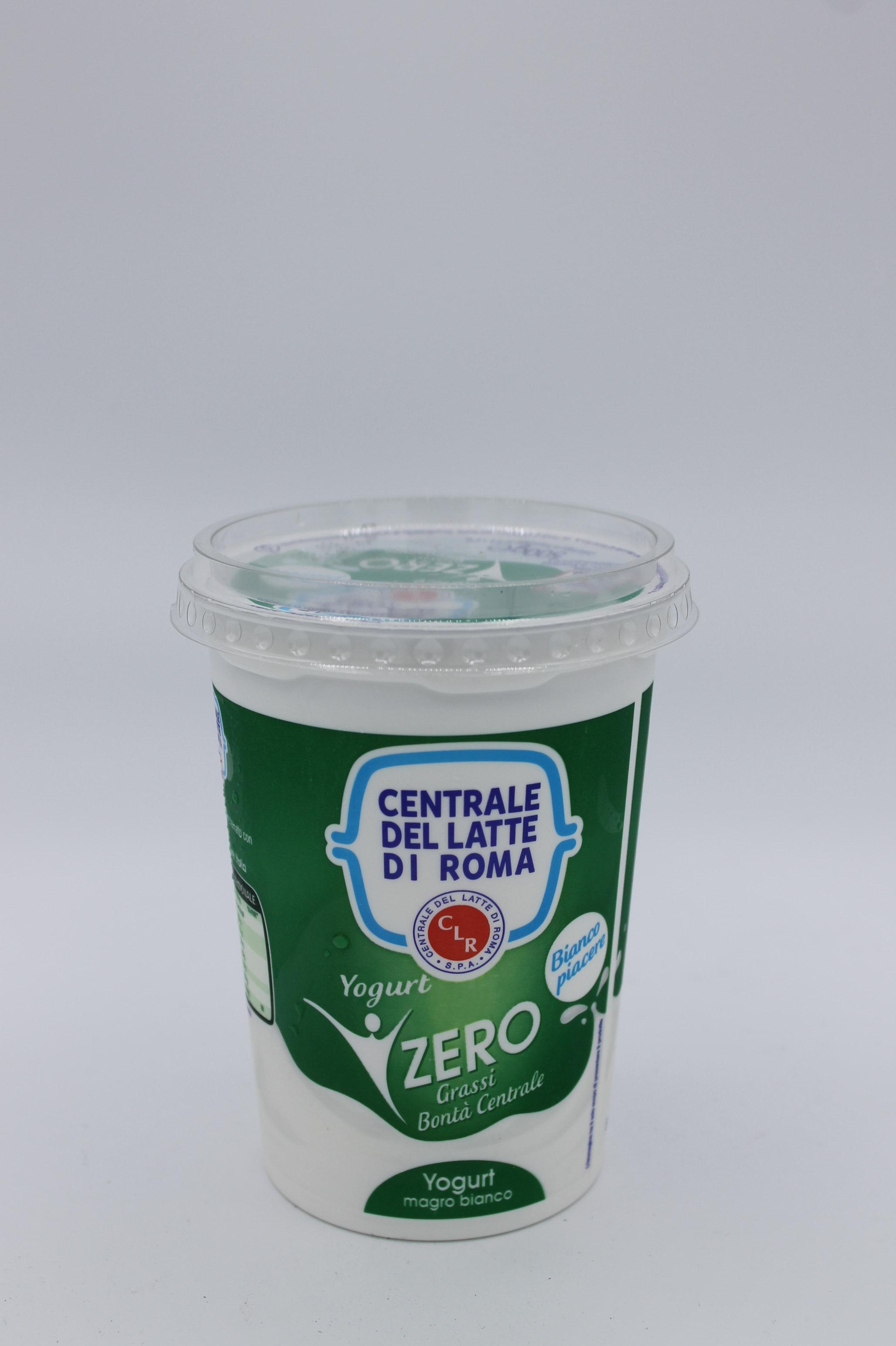 Centrale del latte yogurt magro bianco 500gr.