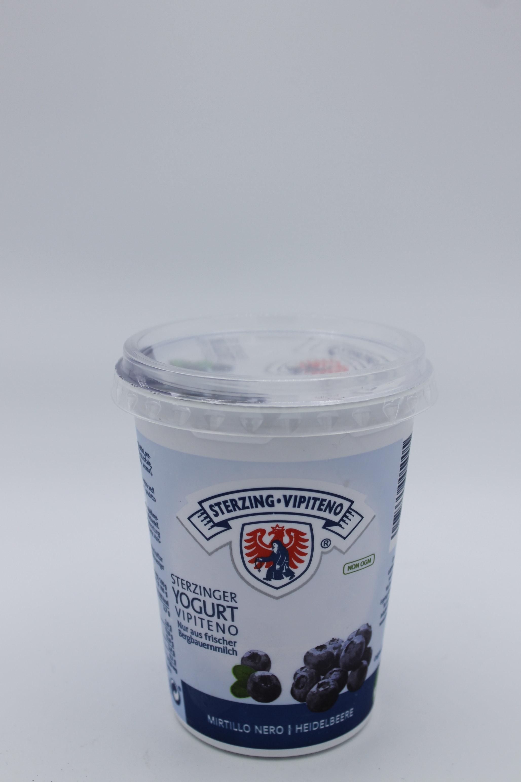 Vipiteno yogurt cremoso 500gr vari gusti.