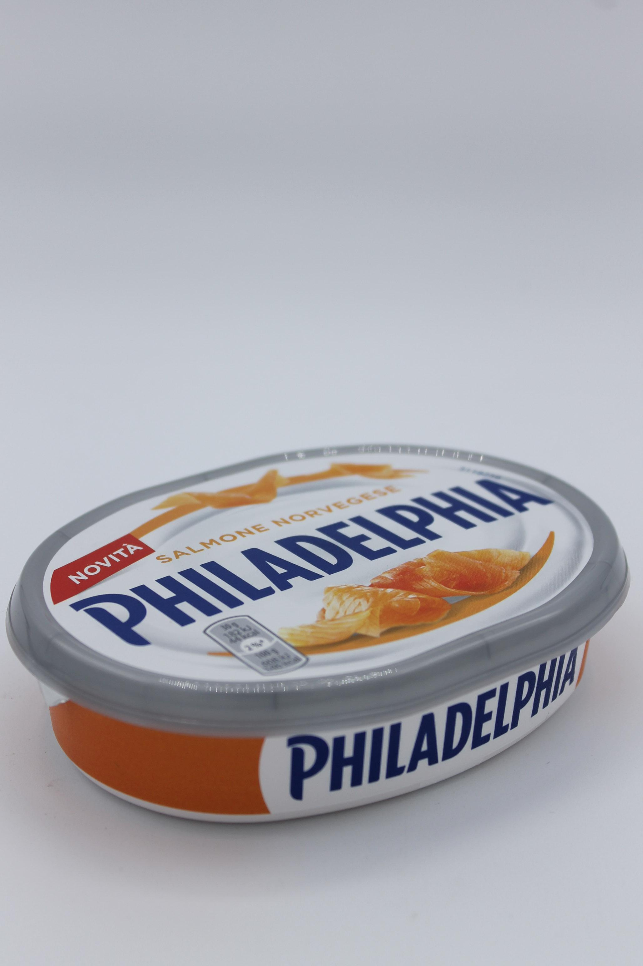 Philadelphia salmone 150gr.