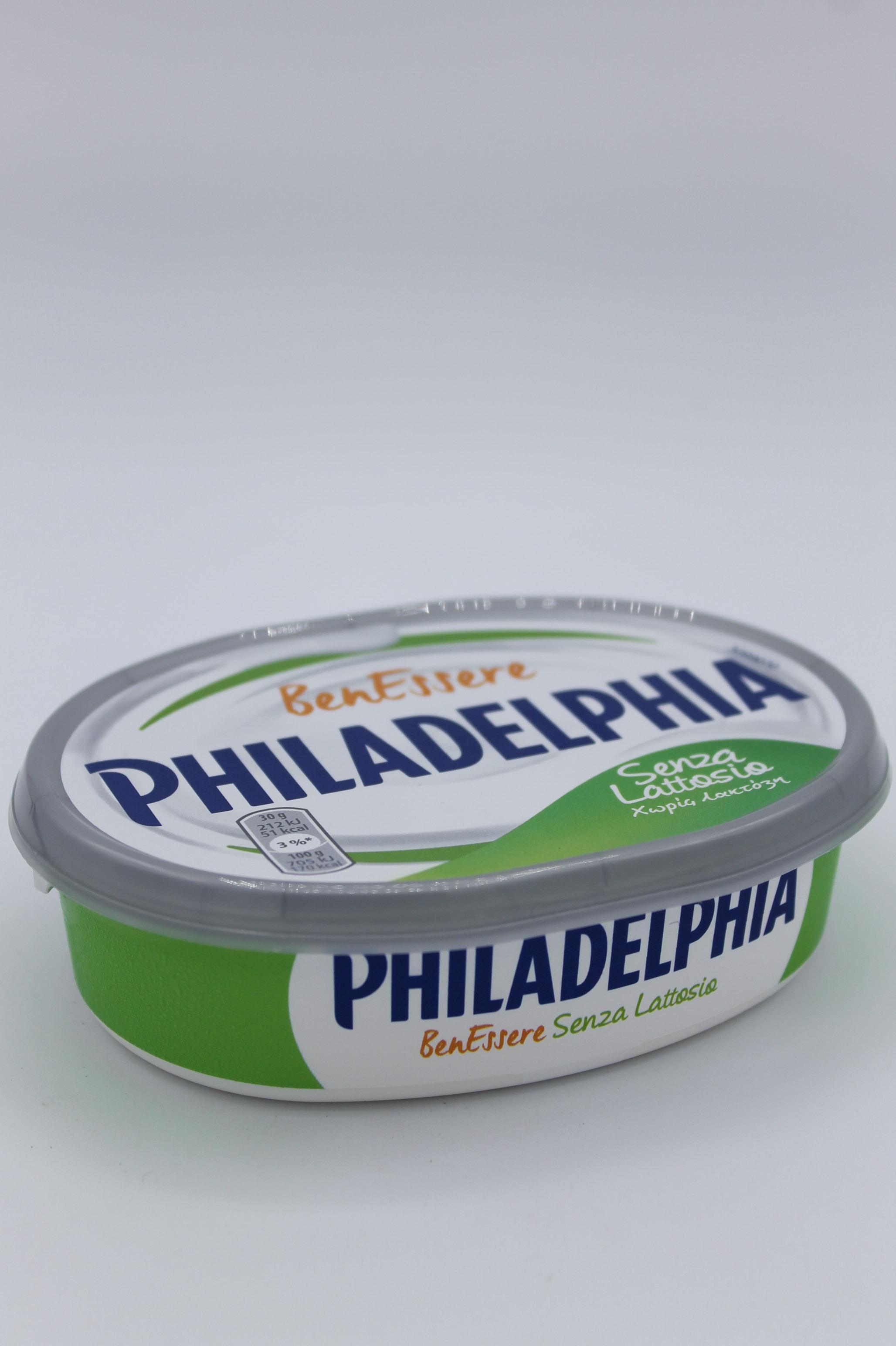 Philadelphia senza lattosio 175gr.