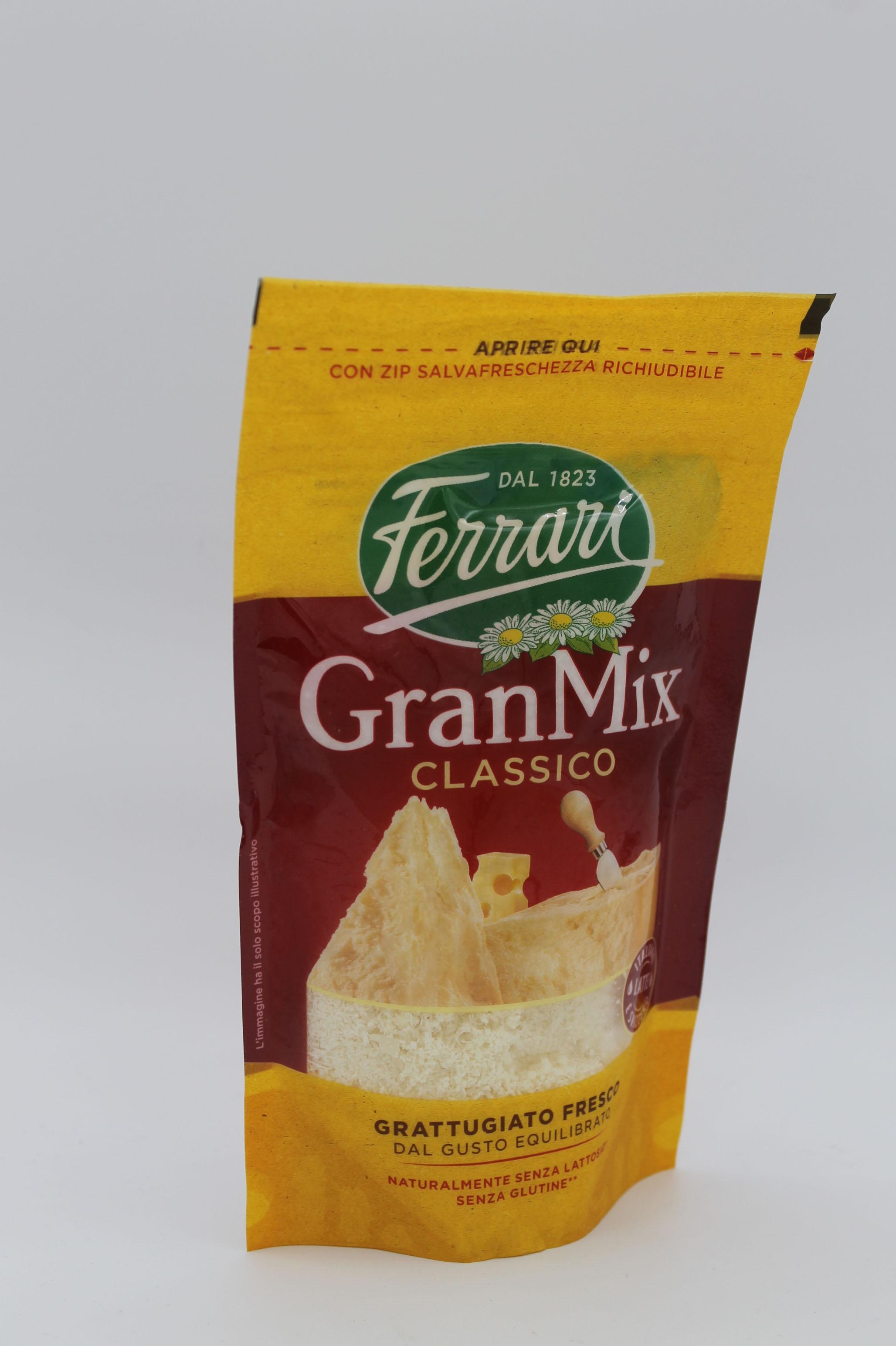 Ferrari formaggio grattugiato granmix 100gr.