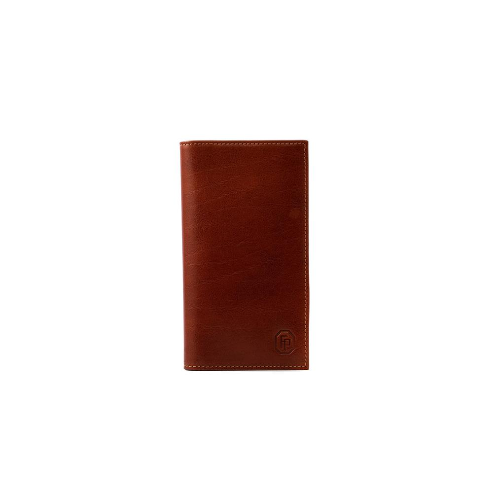 Vertical Men's Wallet Brunetto