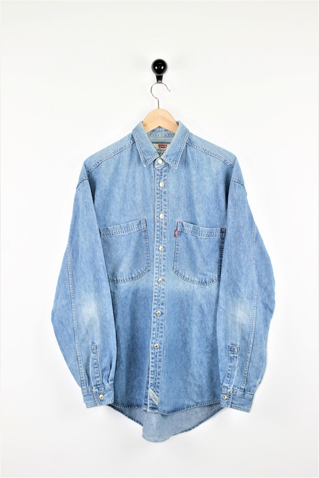 Levi's - Camicia jeans