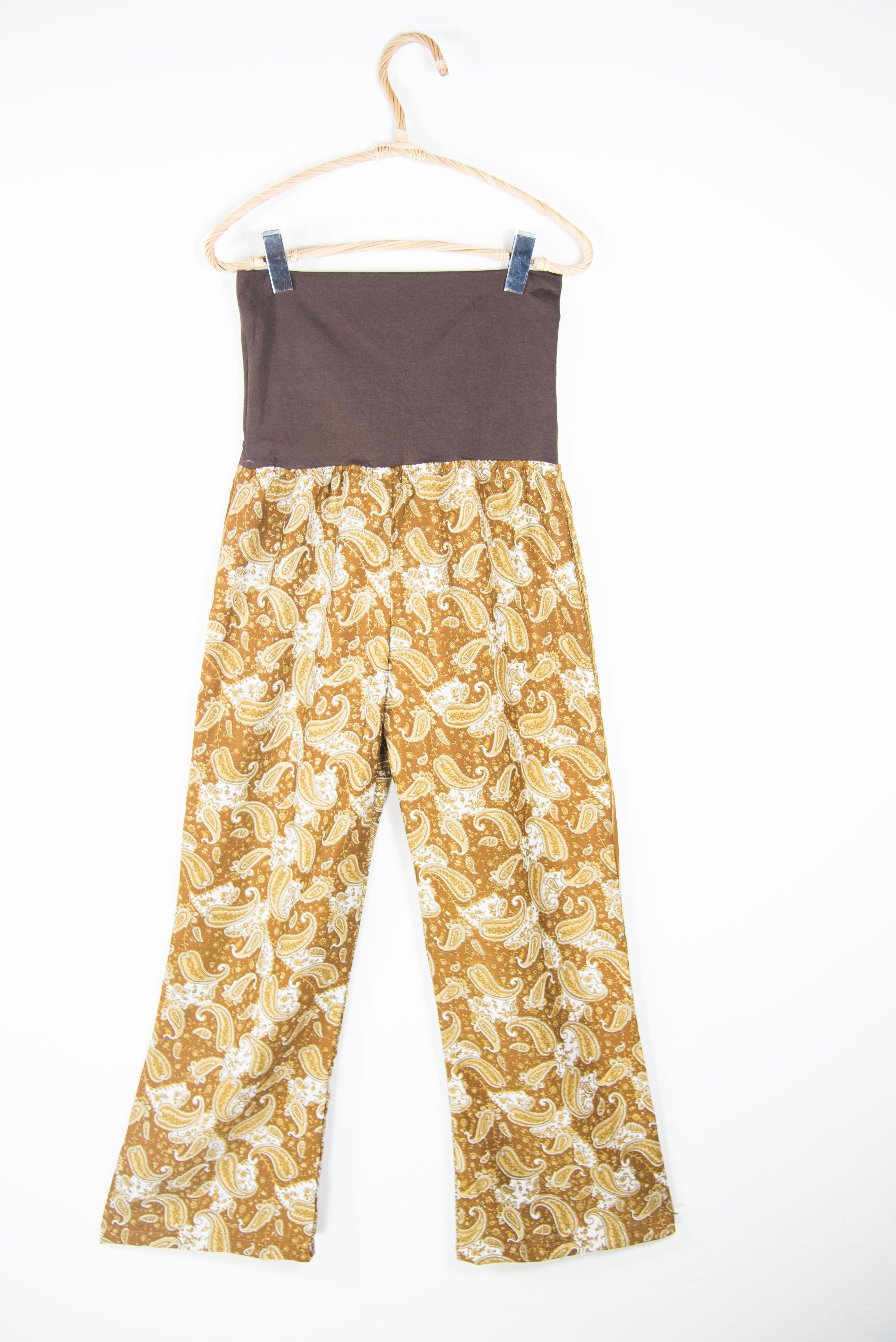 Ethnic summer trousers | Online sale of women's trousers