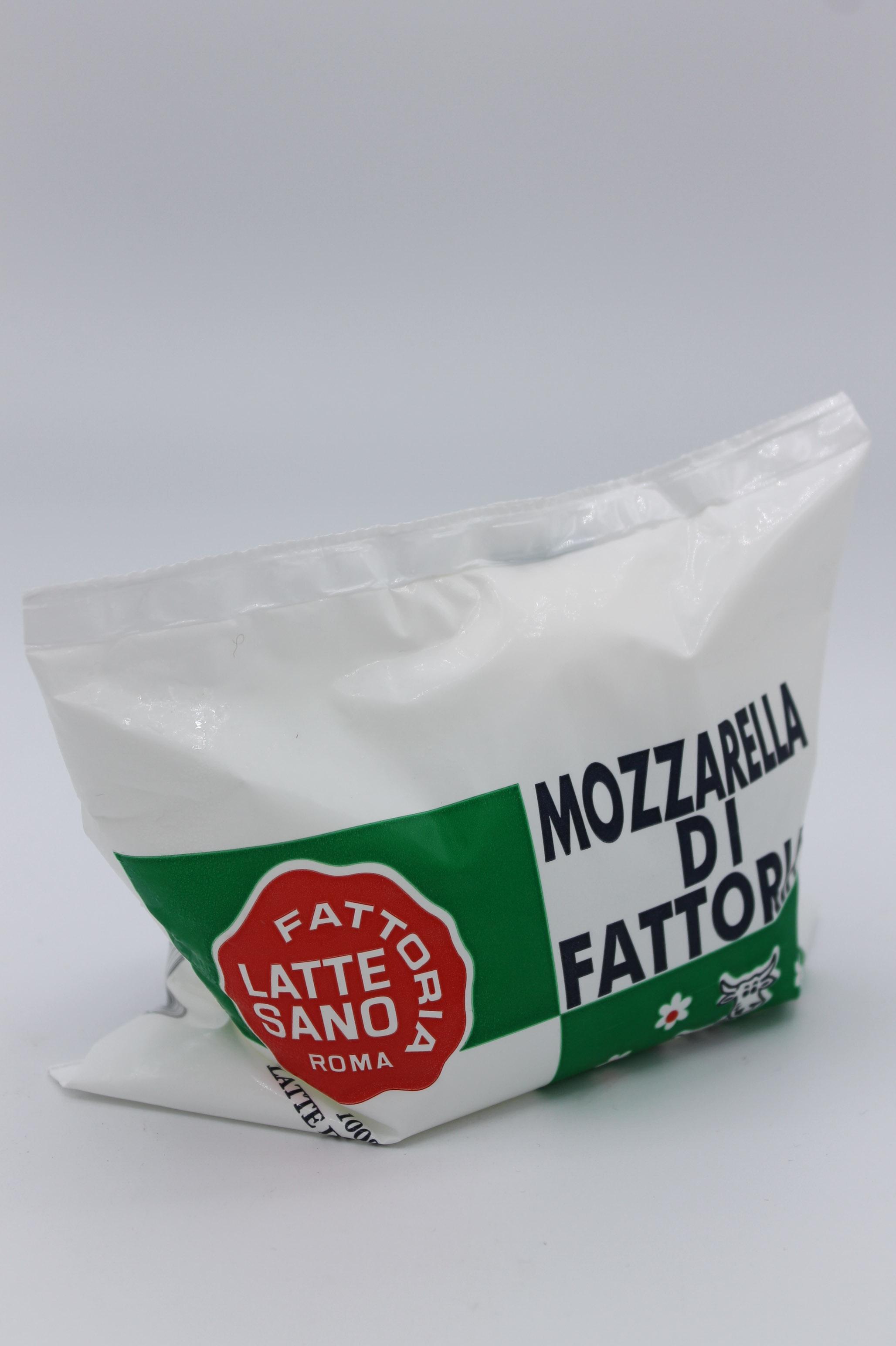 Latte Sano mozzarella di fattoria 100gr.