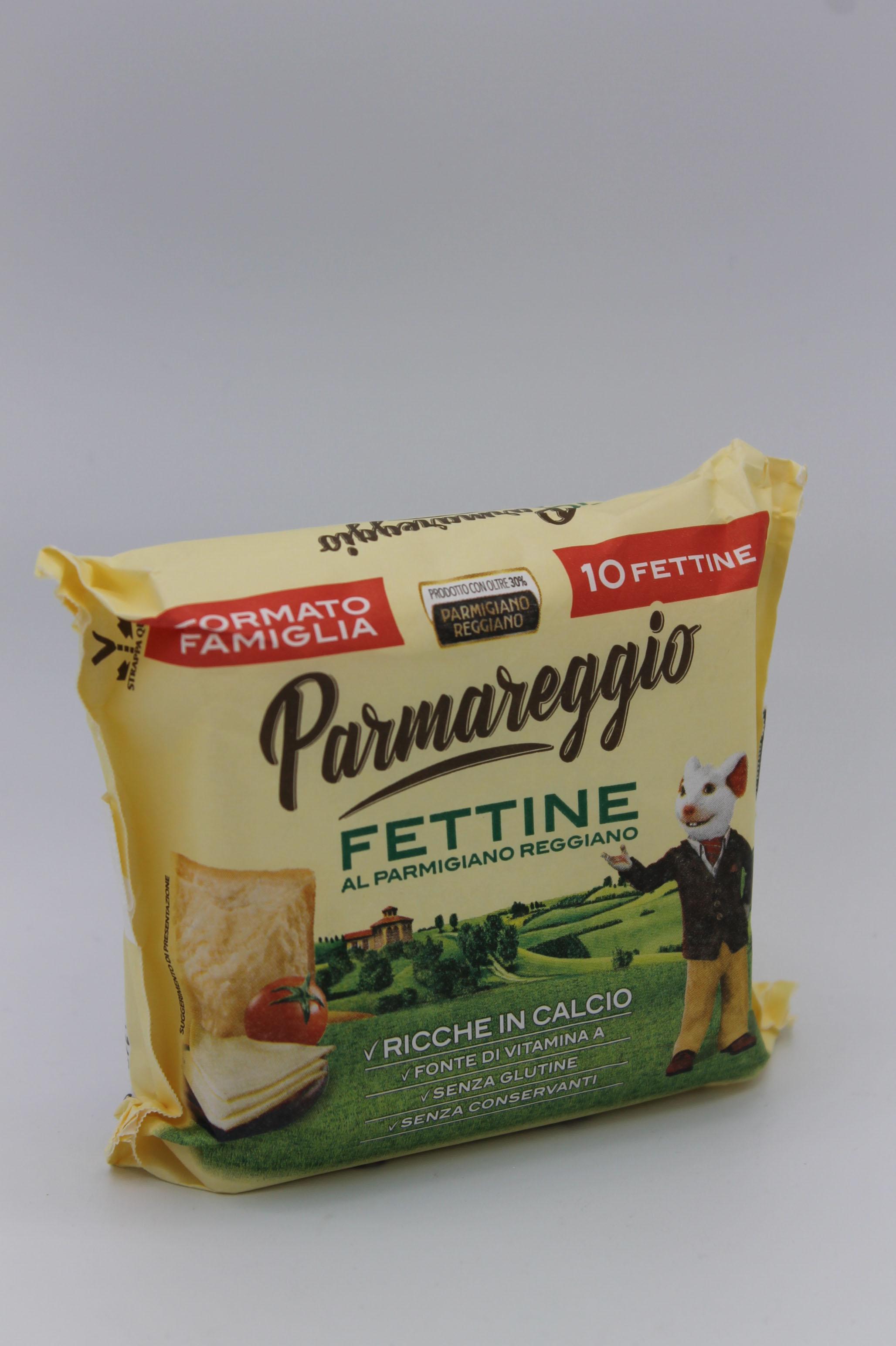 Parmareggio fettine al parmigiano reggiano 250gr.
