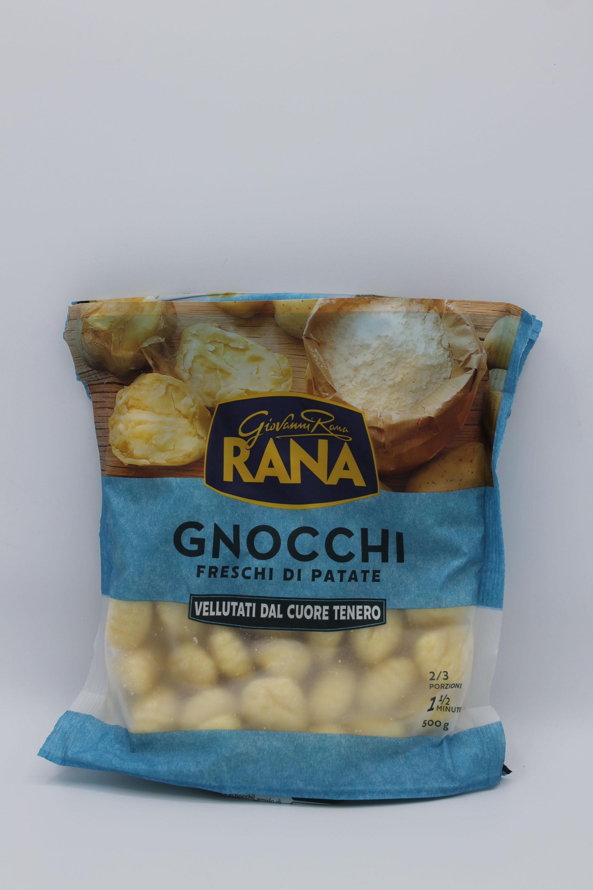 Rana gnocchi di patate 500gr.