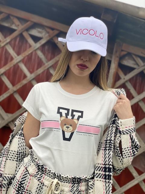 Tshirt Vicolo con orsetto