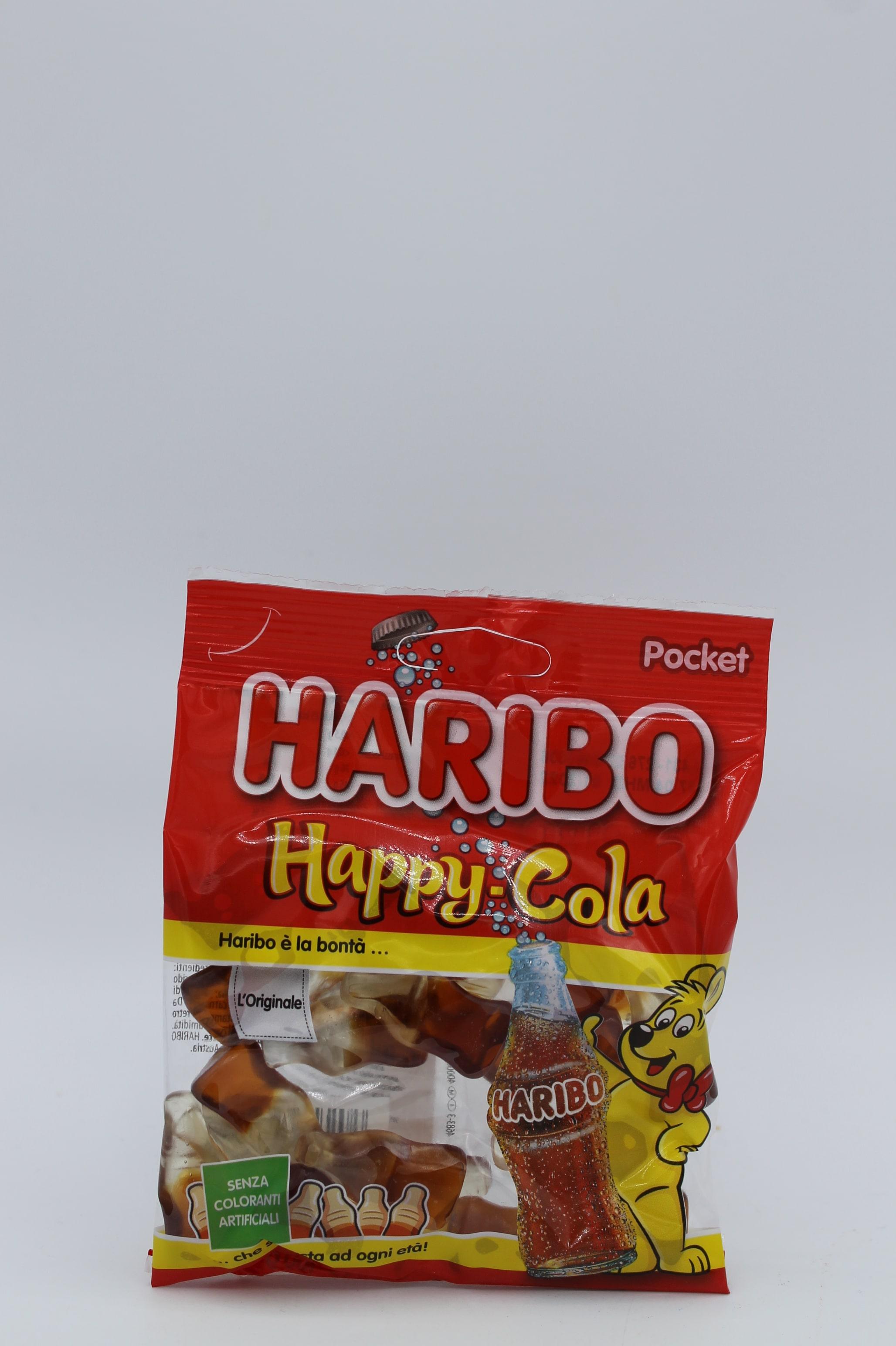 Haribo caramelle happy cola 100gr.