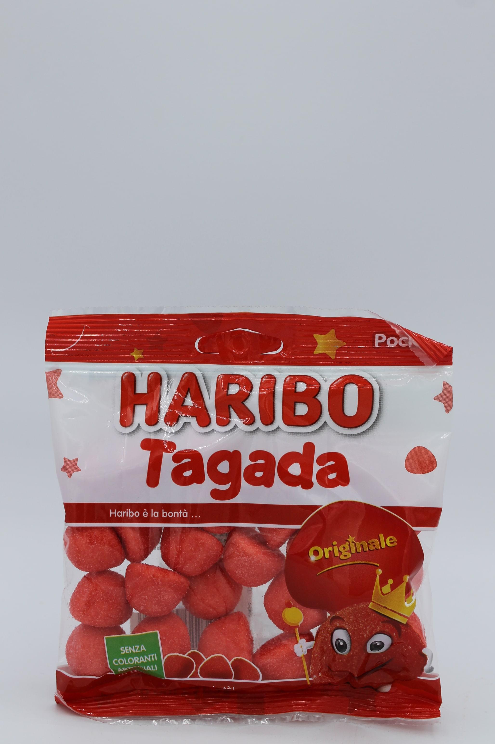 Haribo fragoline 100gr.