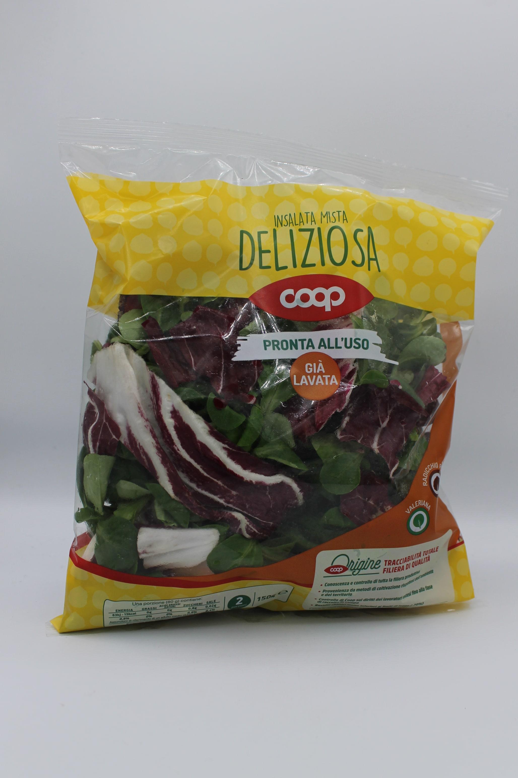 Coop insalata deliziosa 150gr.