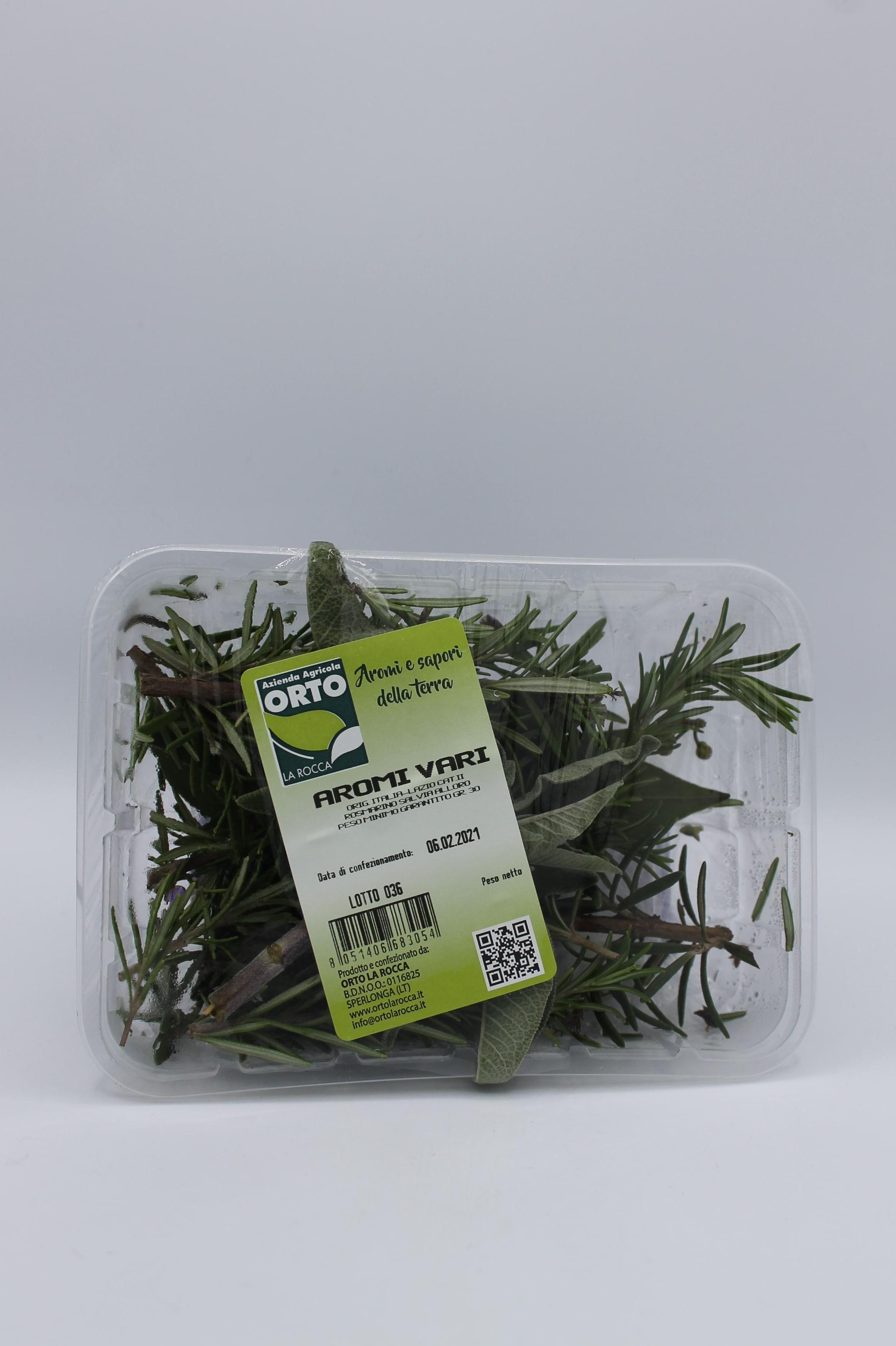 Aromi per carne 30gr.