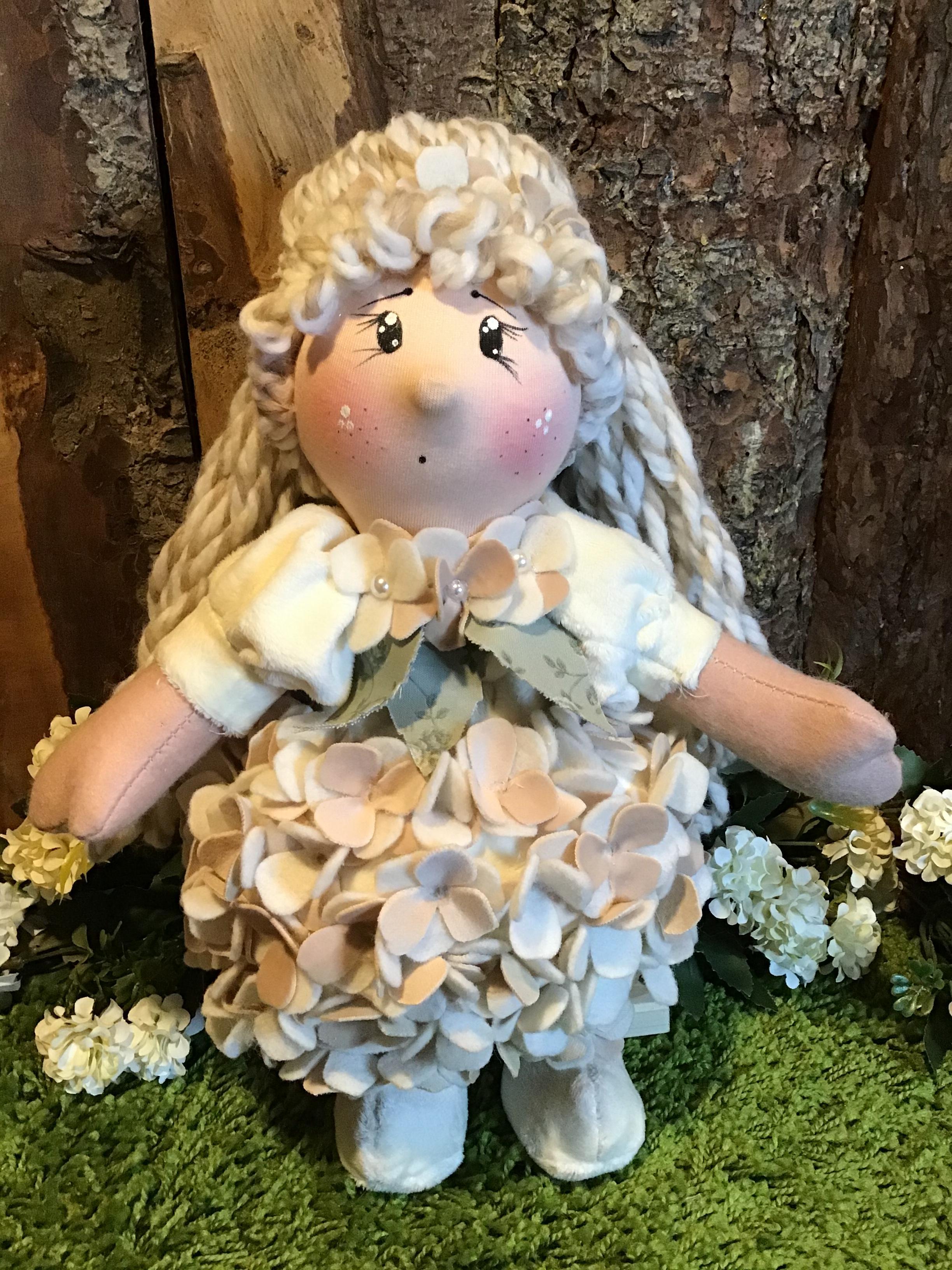 Kit bambolina Ortensia