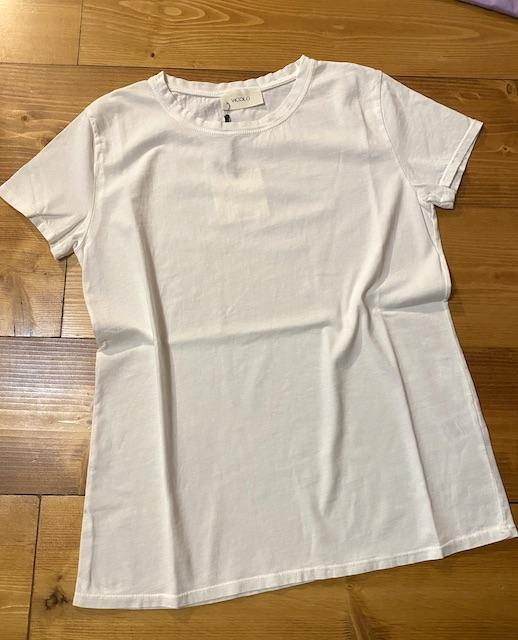 Tshirt Tinta Unita Vicolo