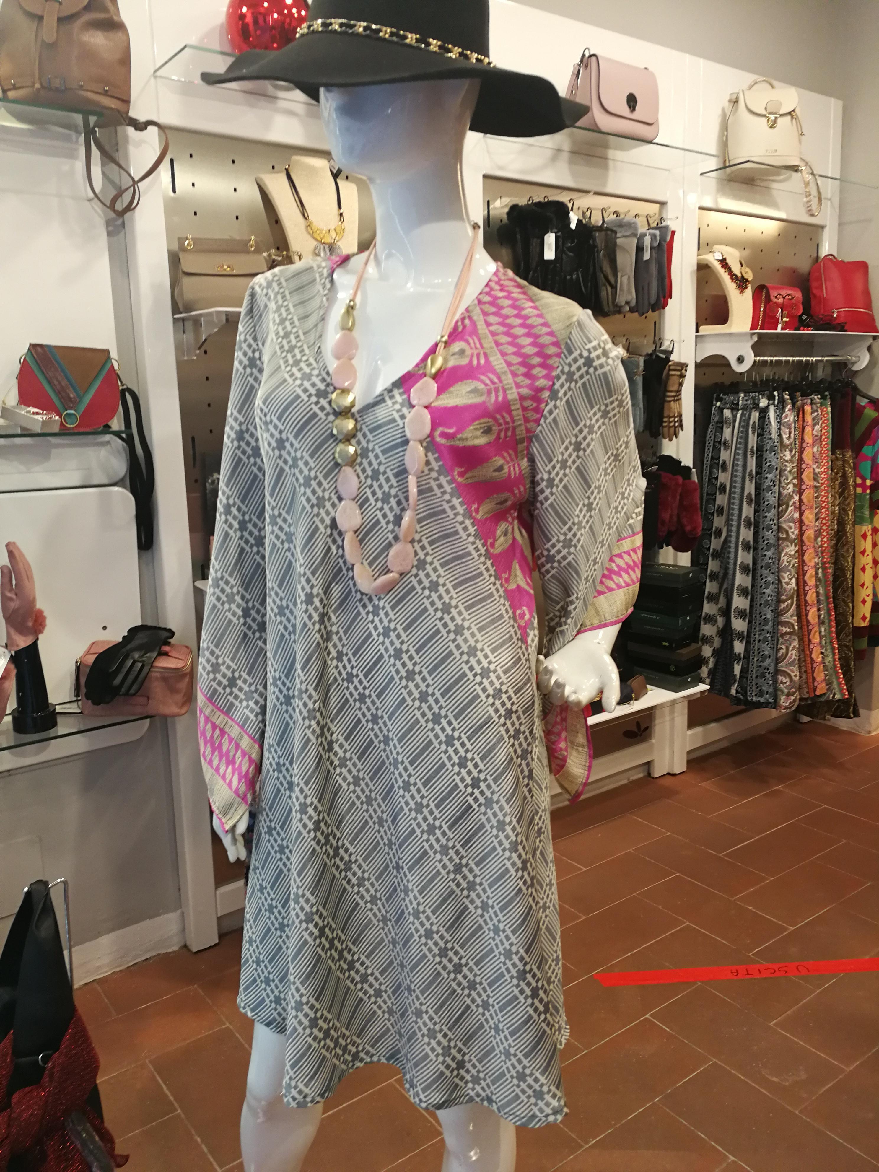 Vestito manica a kimono | Abbigliamento donna online