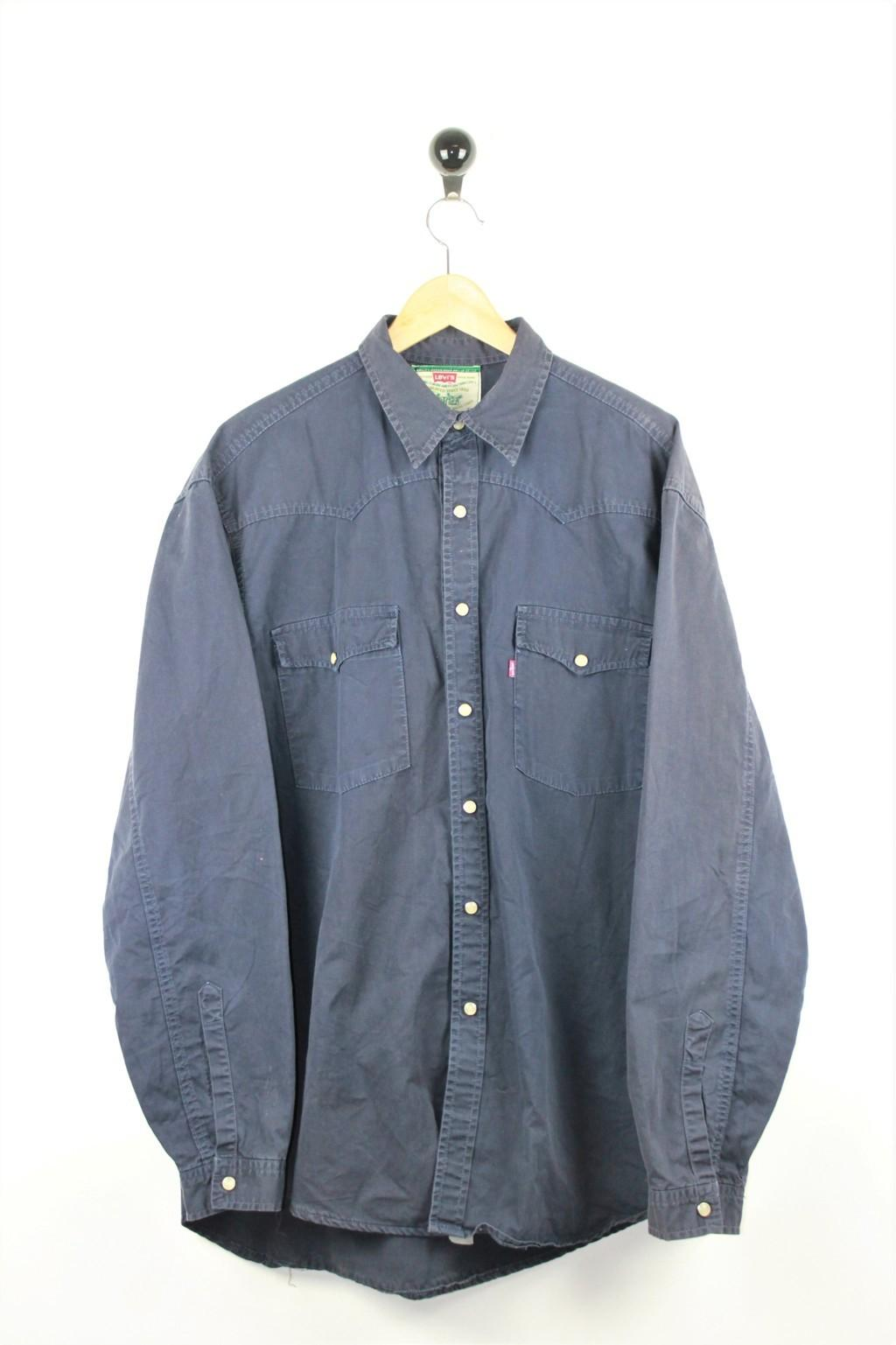 Levi's - Camicia cotone