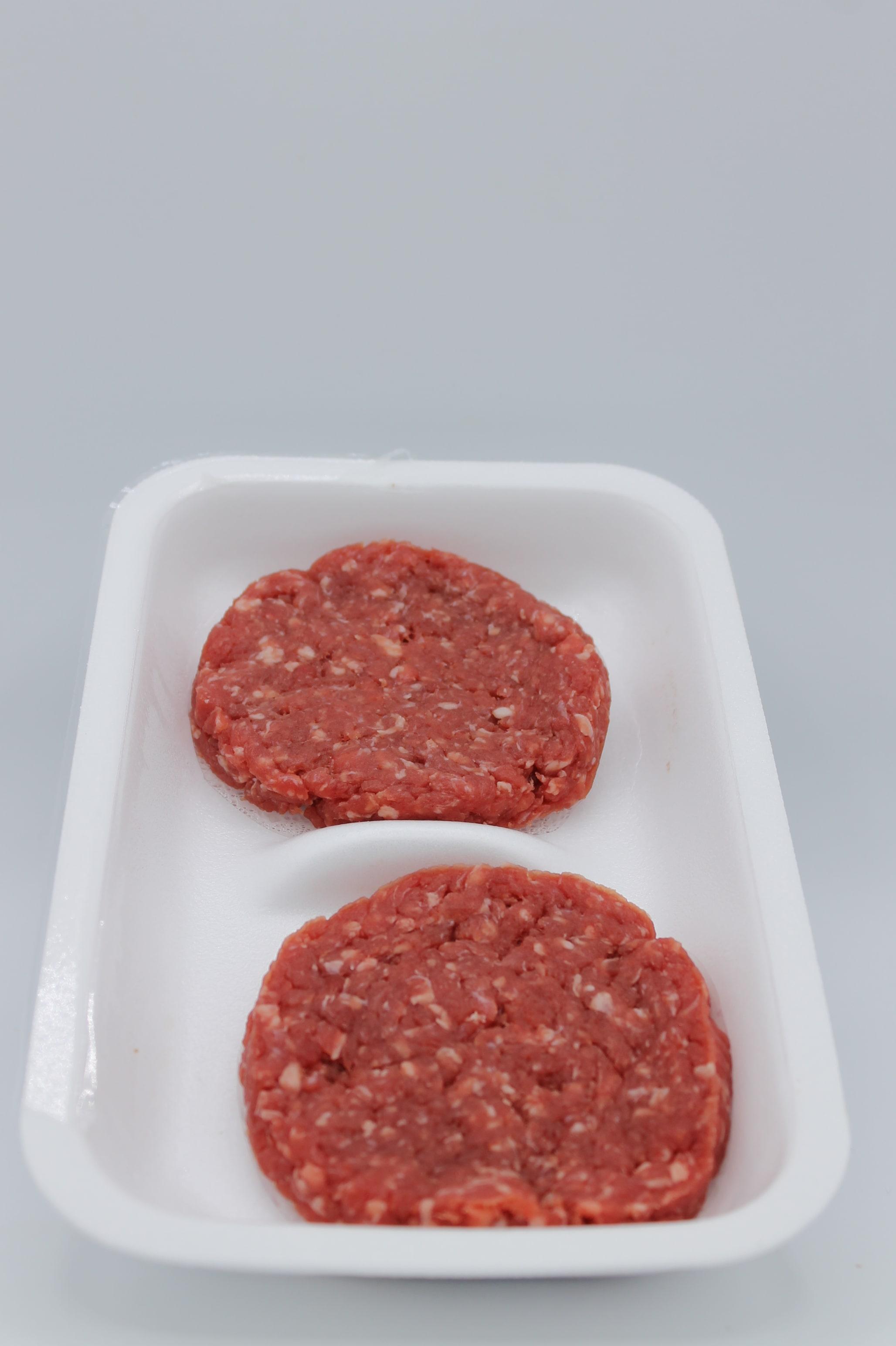 Hamburger di vitellone 13,99/kg