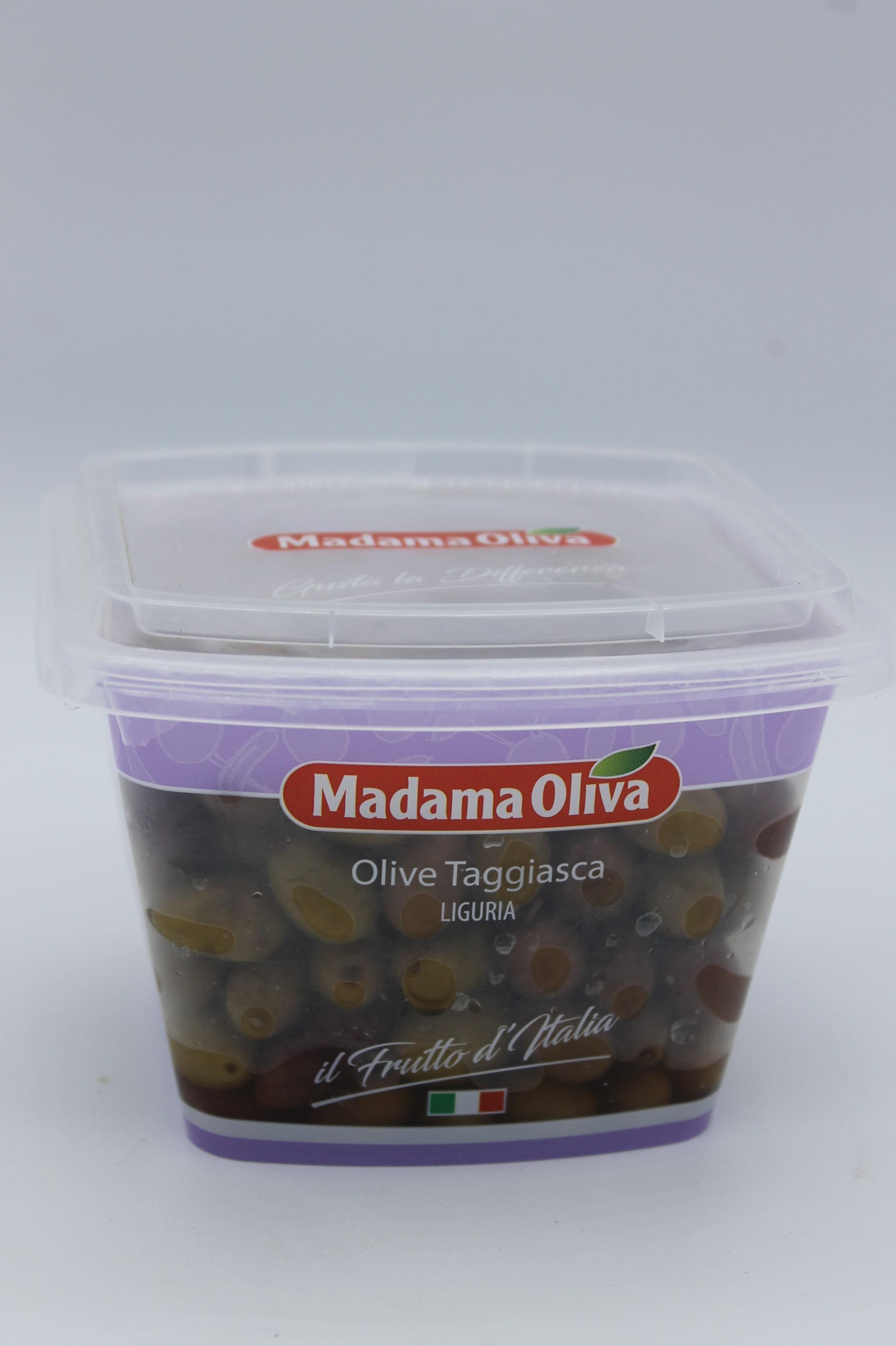 Olive taggiasche 250gr.