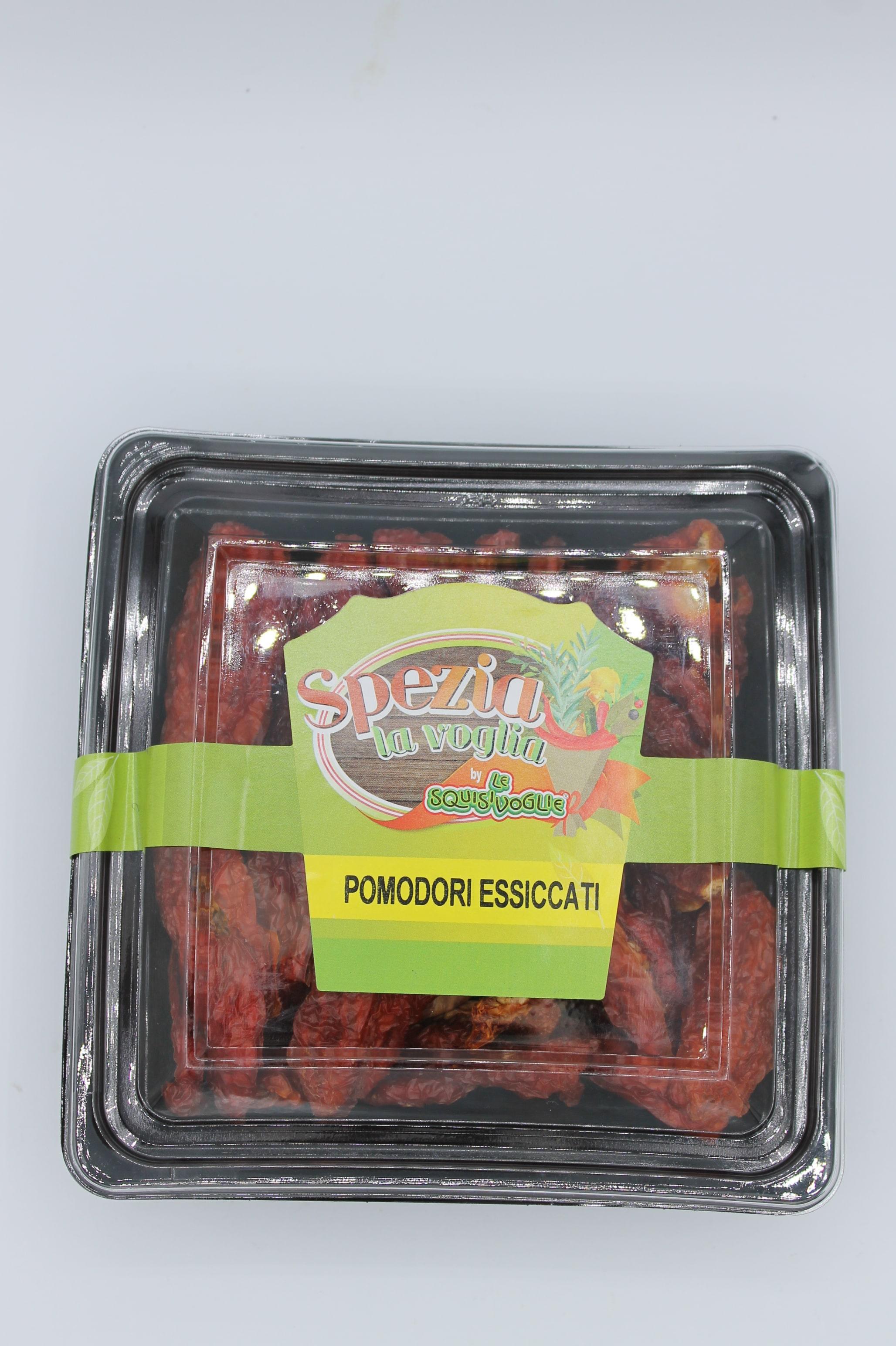 Pomodori secchi 200gr.