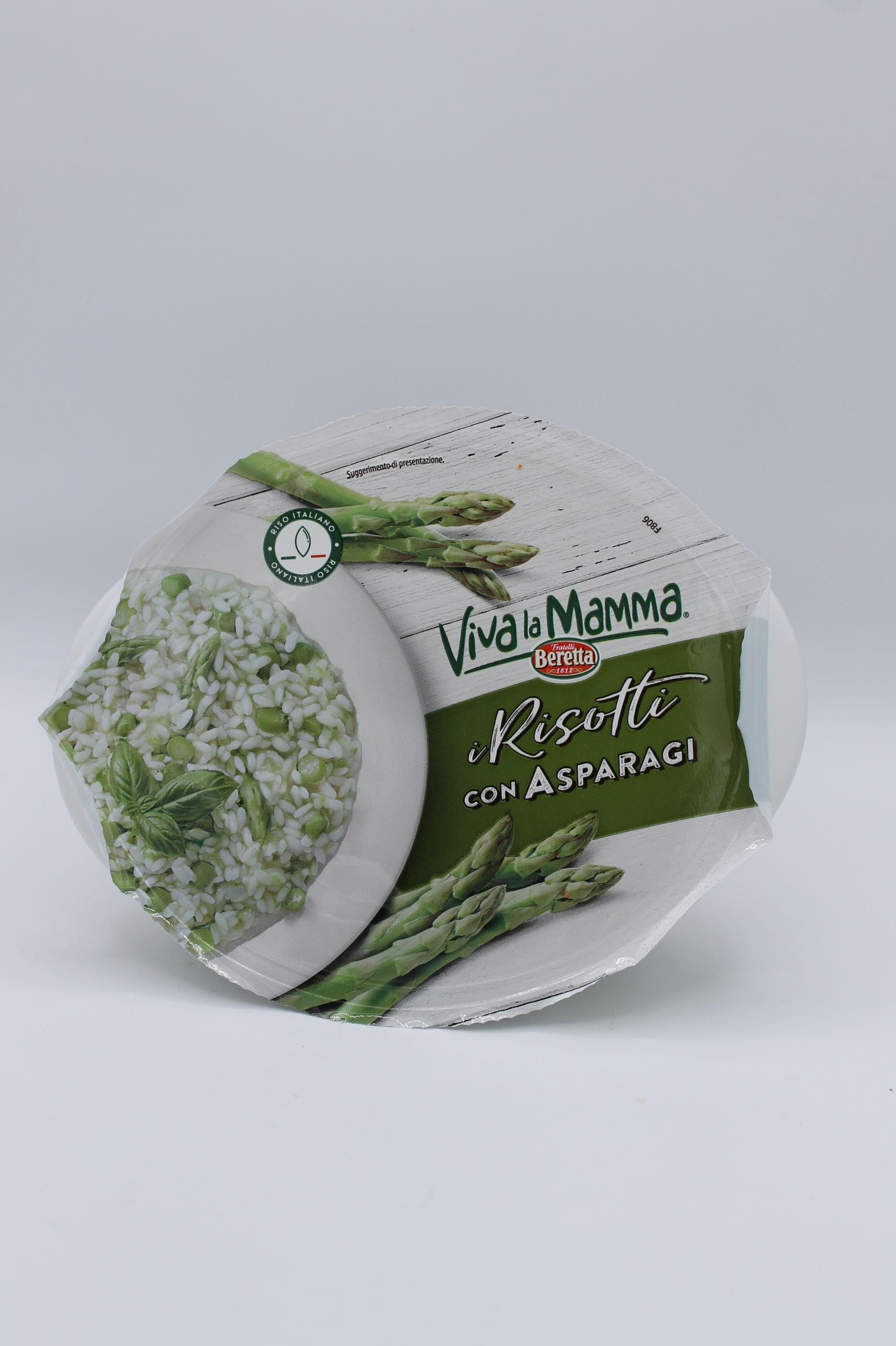 Viva la mamma risotto asparagi 250gr.