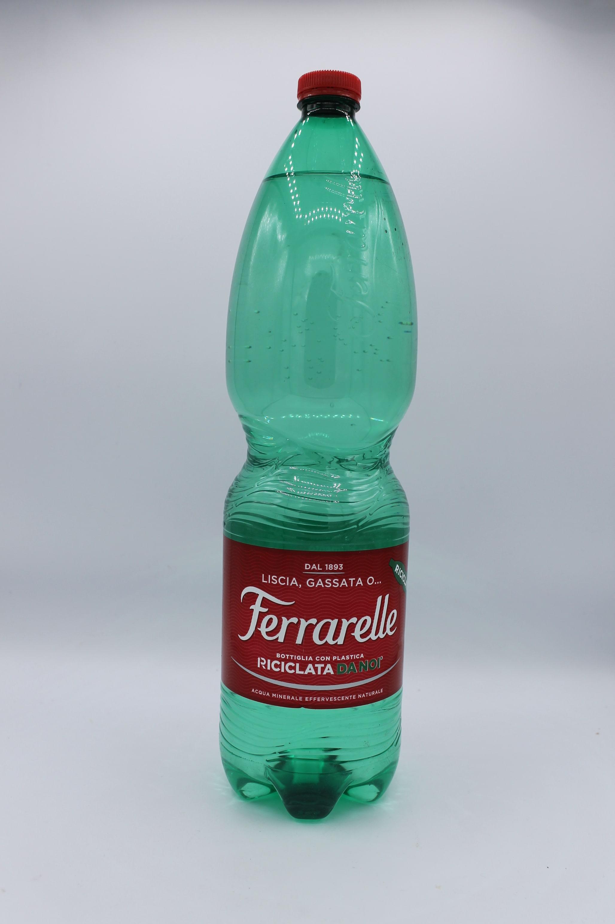 Ferrarelle acqua minerale 1,5lt.