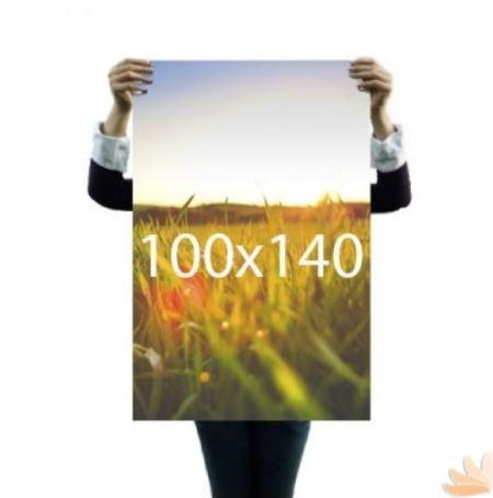 5 Manifesti 100x140 cm
