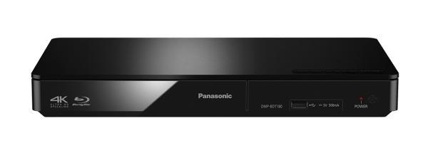 Panasonic DMP-BDT180EG Blu-Ray player