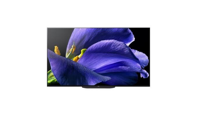Sony KD-77AG9, Android TV OLED da 77 pollici, Smart TV 4k HDR Ultra HD con controllo vocale Hands-free - T2 MAIN10 - GARANZIA ITALIA