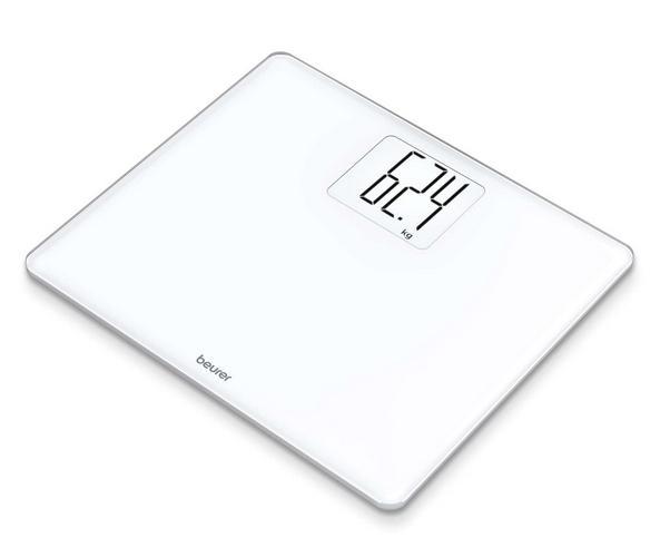Beurer GS 340 XXL Bilancia pesapersone elettronica Rettangolo Bianco
