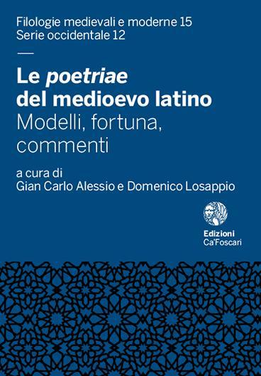 Le poetriae del medioevo latino
