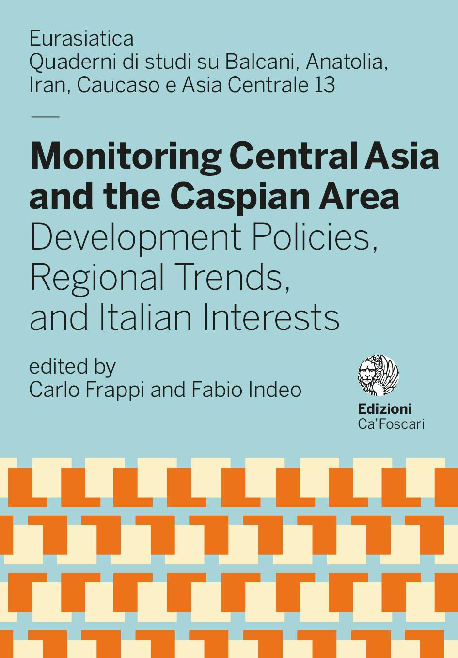 Monitoring Central Asia and the Caspian Area