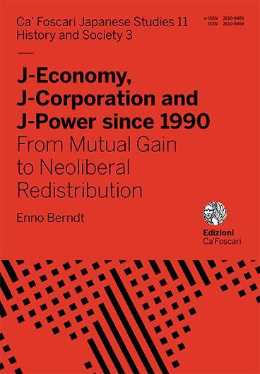 J-Economy, J-Corporation and J-Power since 1990