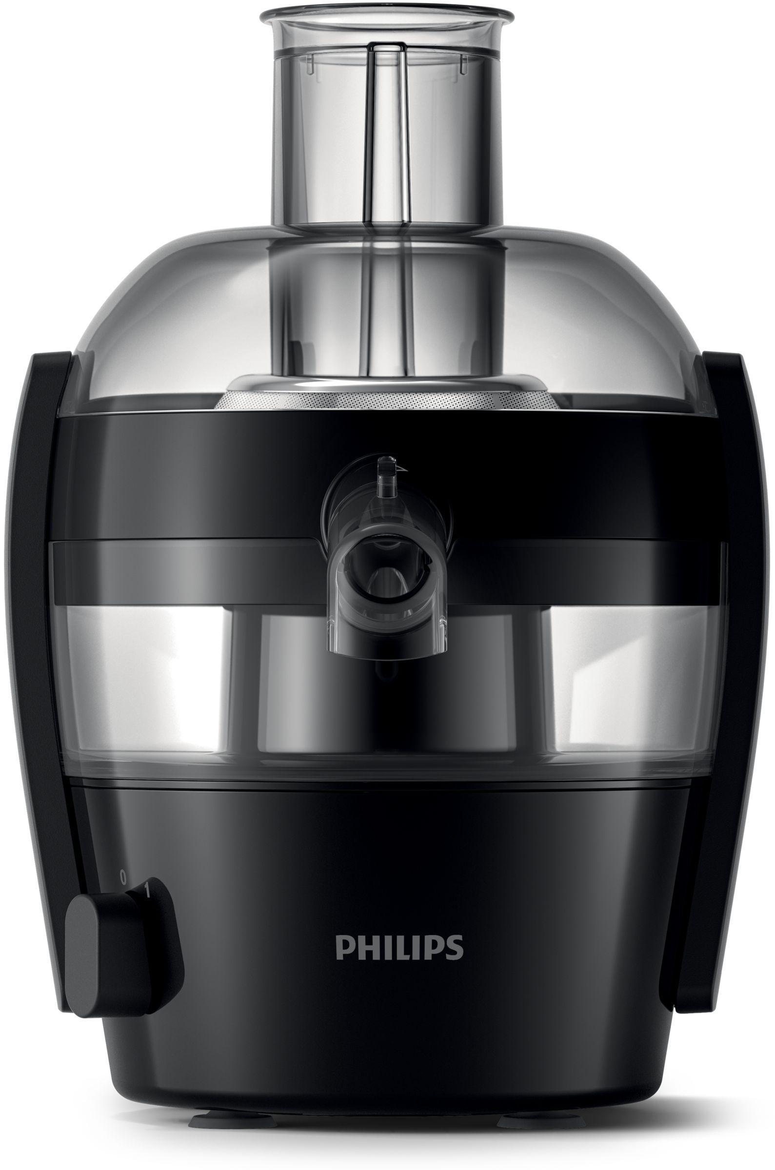 Philips Viva Collection Centrifuga da 400 W, 1,5 l, QuickClean e sistema antigoccia