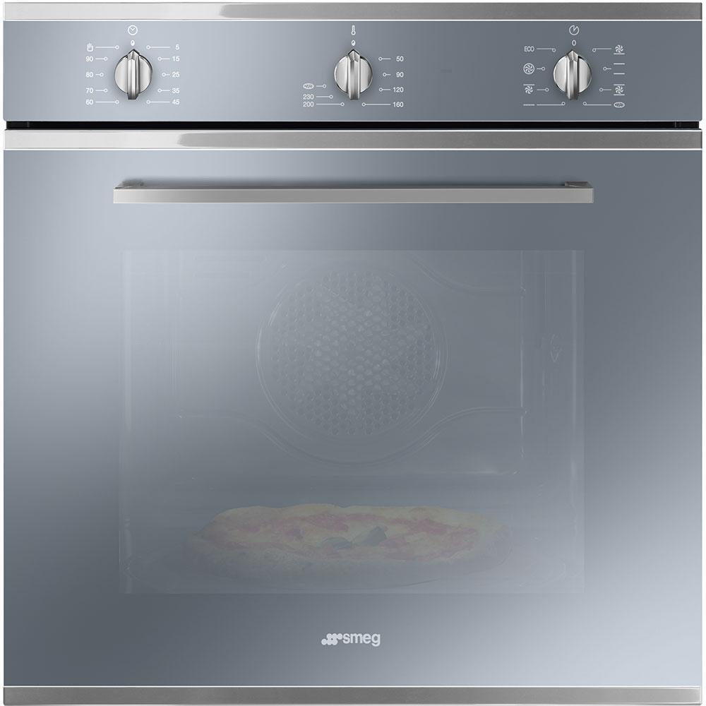 Smeg SF64M3PZS forno Forno elettrico 65 L A Argento
