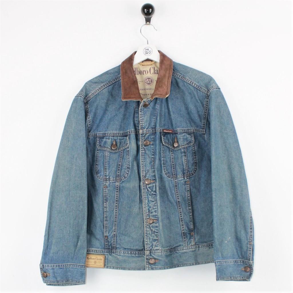Marlboro - Giacca jeans