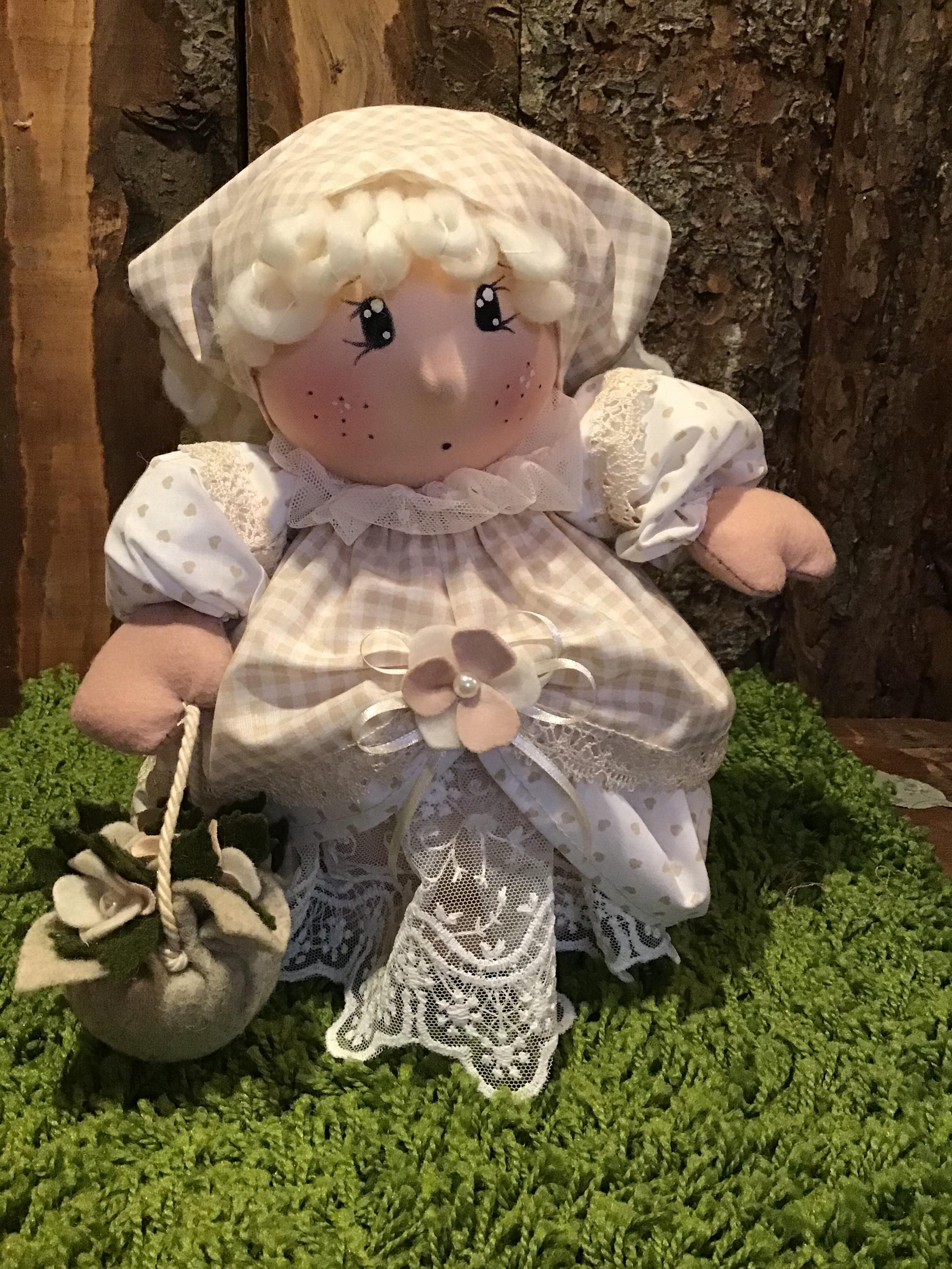 Kit bambolina Nella