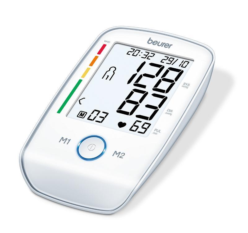 Beurer BM 45 Arti superiori Misuratore di pressione sanguigna automatico 1 utente(i)