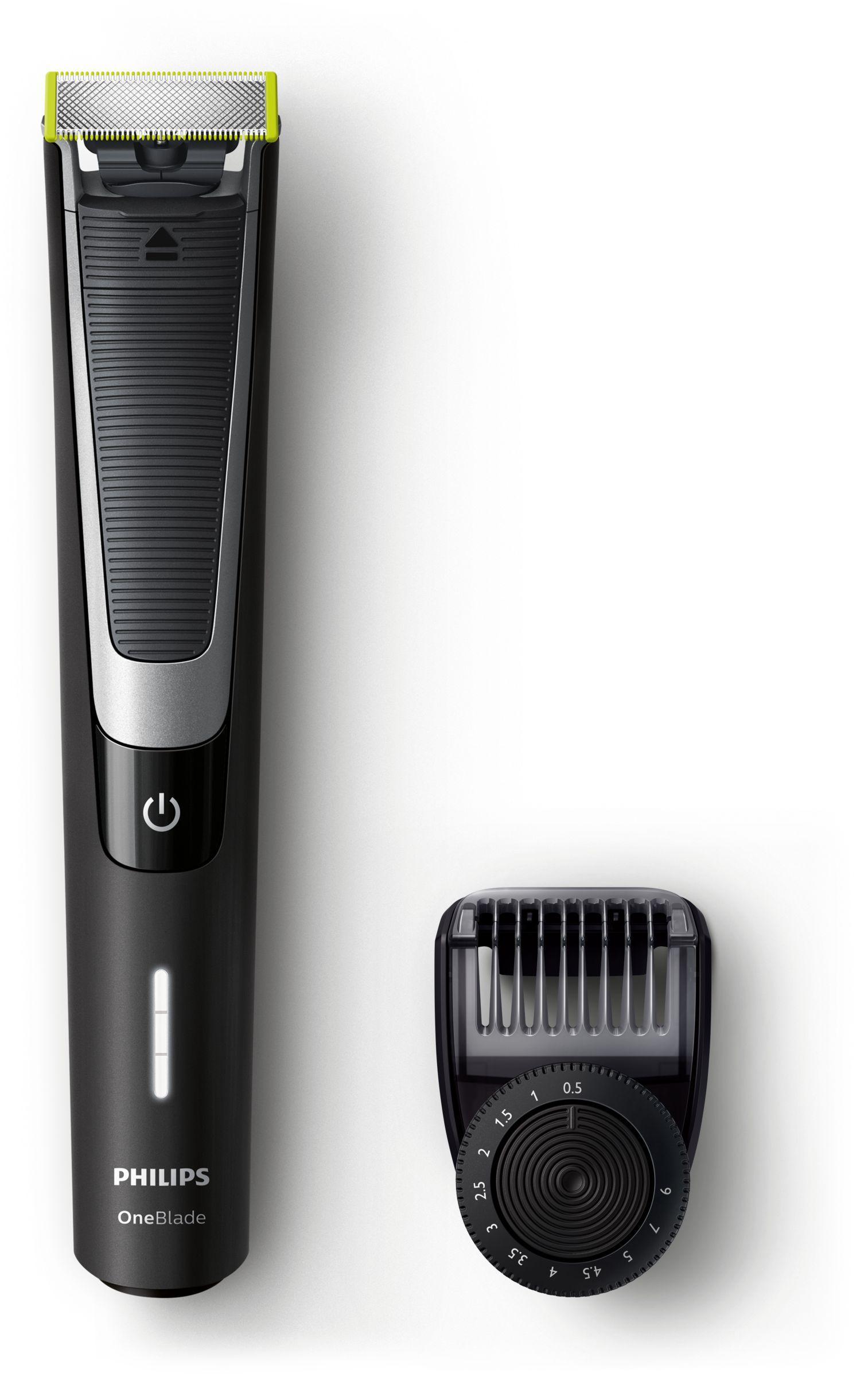 Philips OneBlade Pro Rade, regola, rifinisce QP6510/20