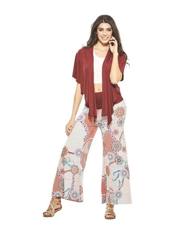 Pantaloni in maglina | Pantaloni donna primavera estate