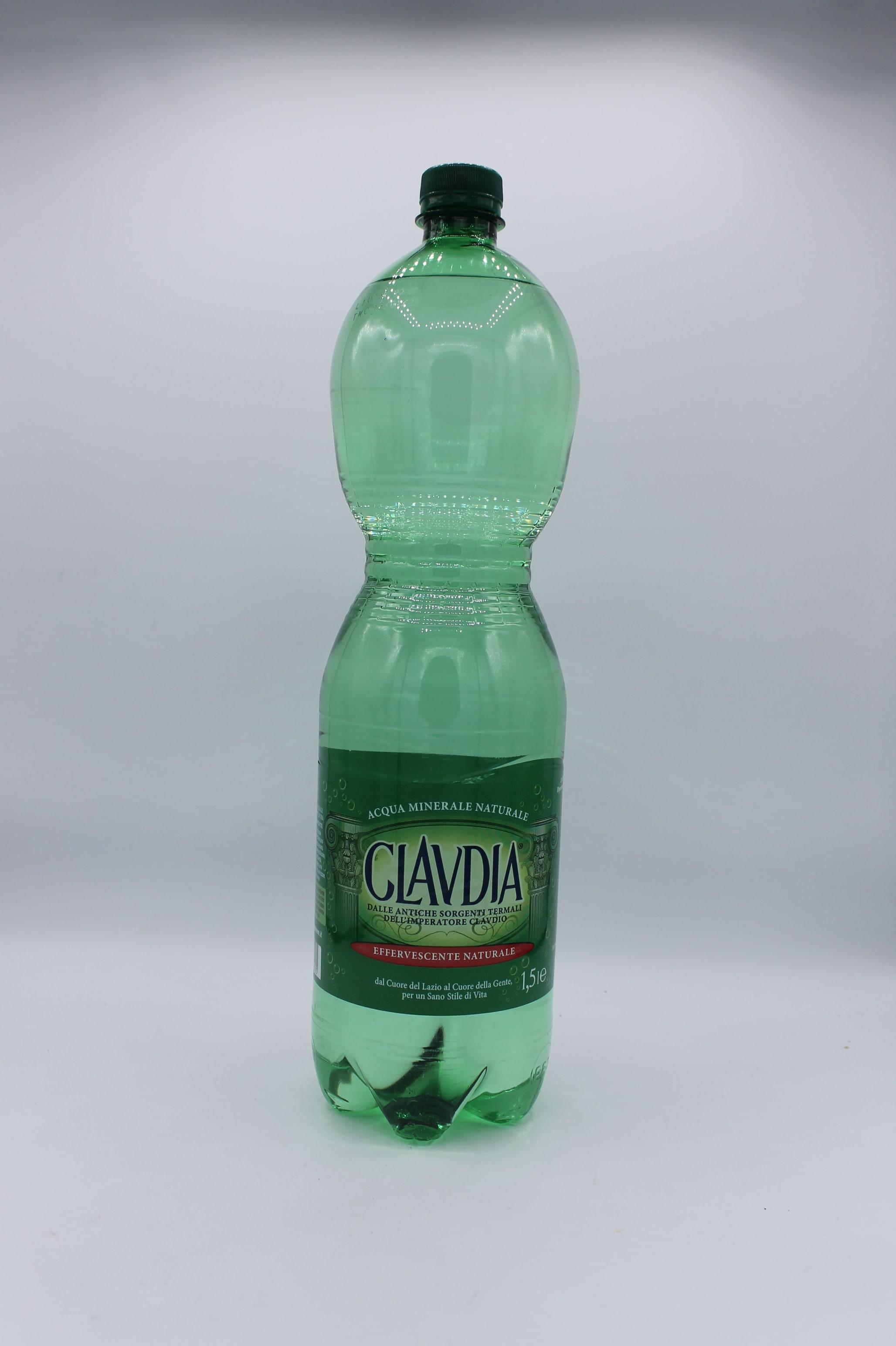 Acqua minerale Claudia 1,5lt.