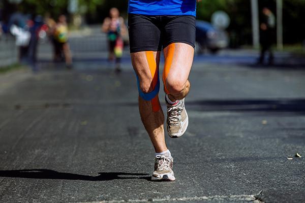 Taping per corsa e maratona a Padova