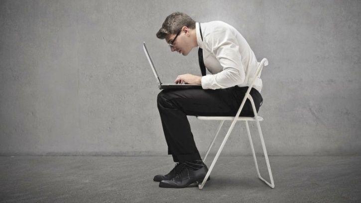consigli per vita sedentaria