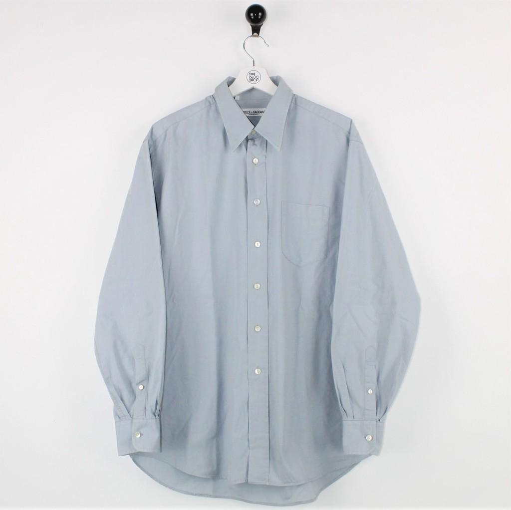 Dolce & Gabbana - Camicia cotone