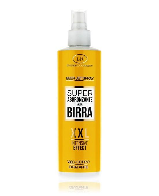 Beer Jet Spray Super Abbronzante alla Birra XXL Int. Effect 200ml