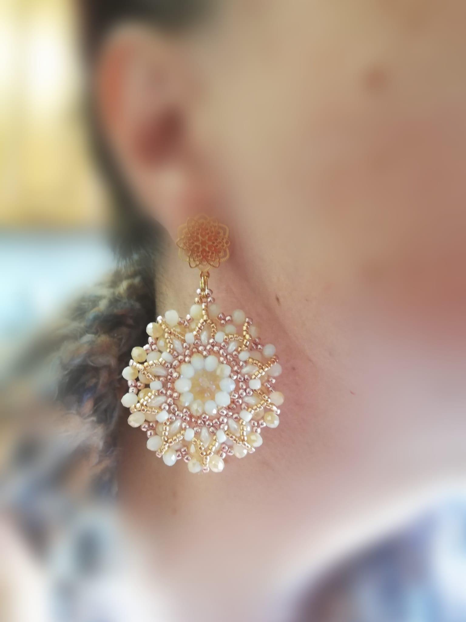 Unique handmade earrings for women
