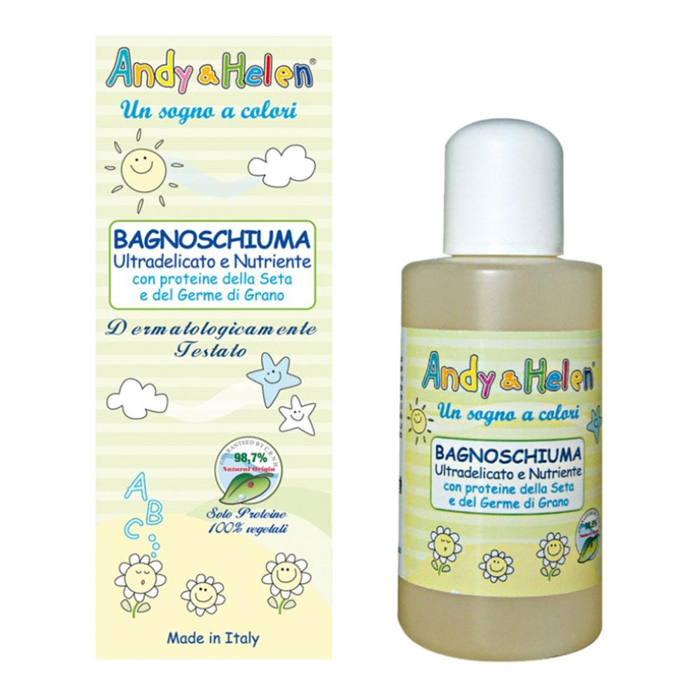Bagnoschiuma 200ml Ultradelicato e Nutriente