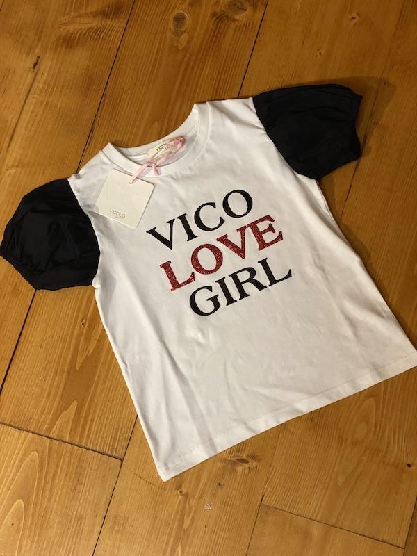 Tshirt Bambina Vicolo Girl