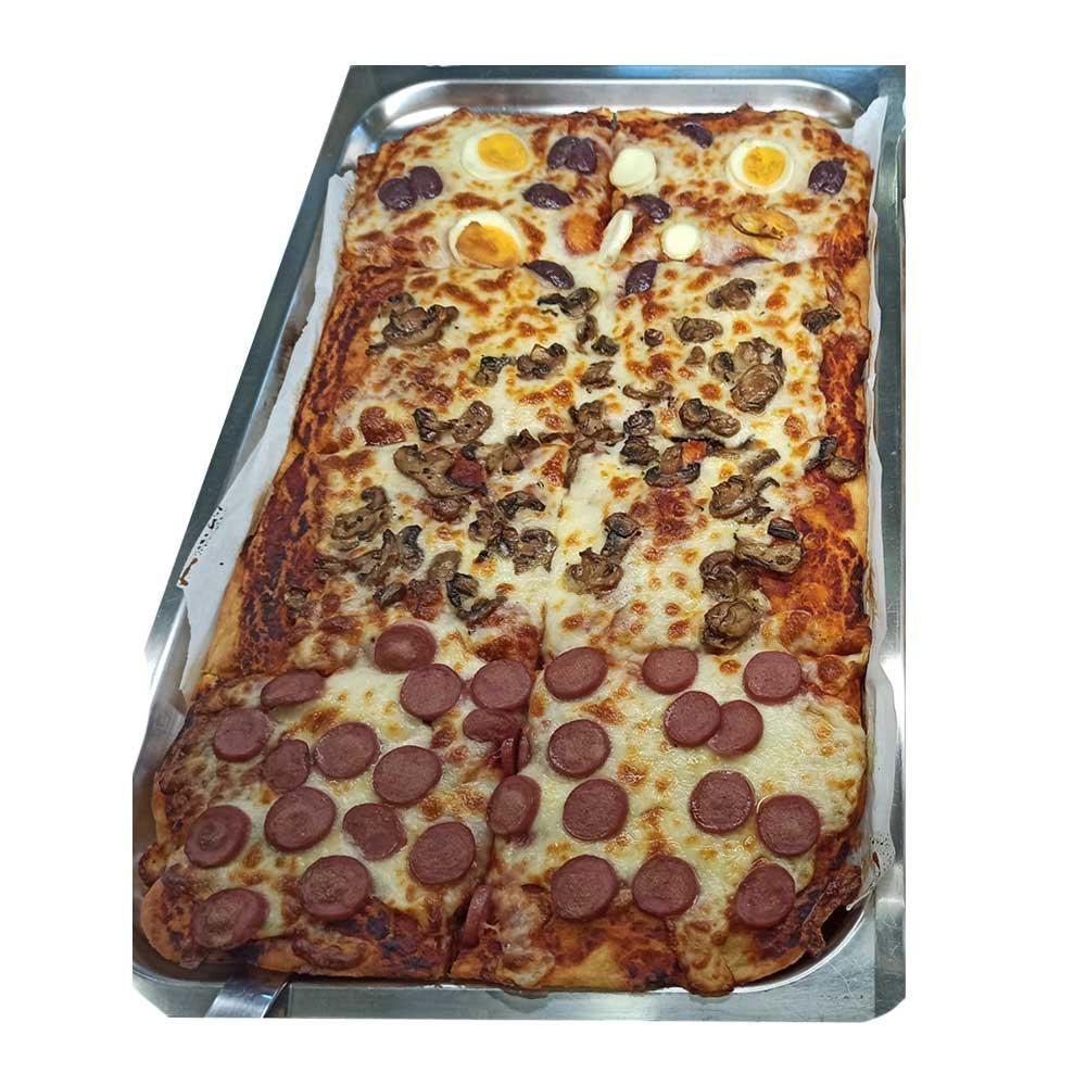 Pizza al taglio - vari gusti