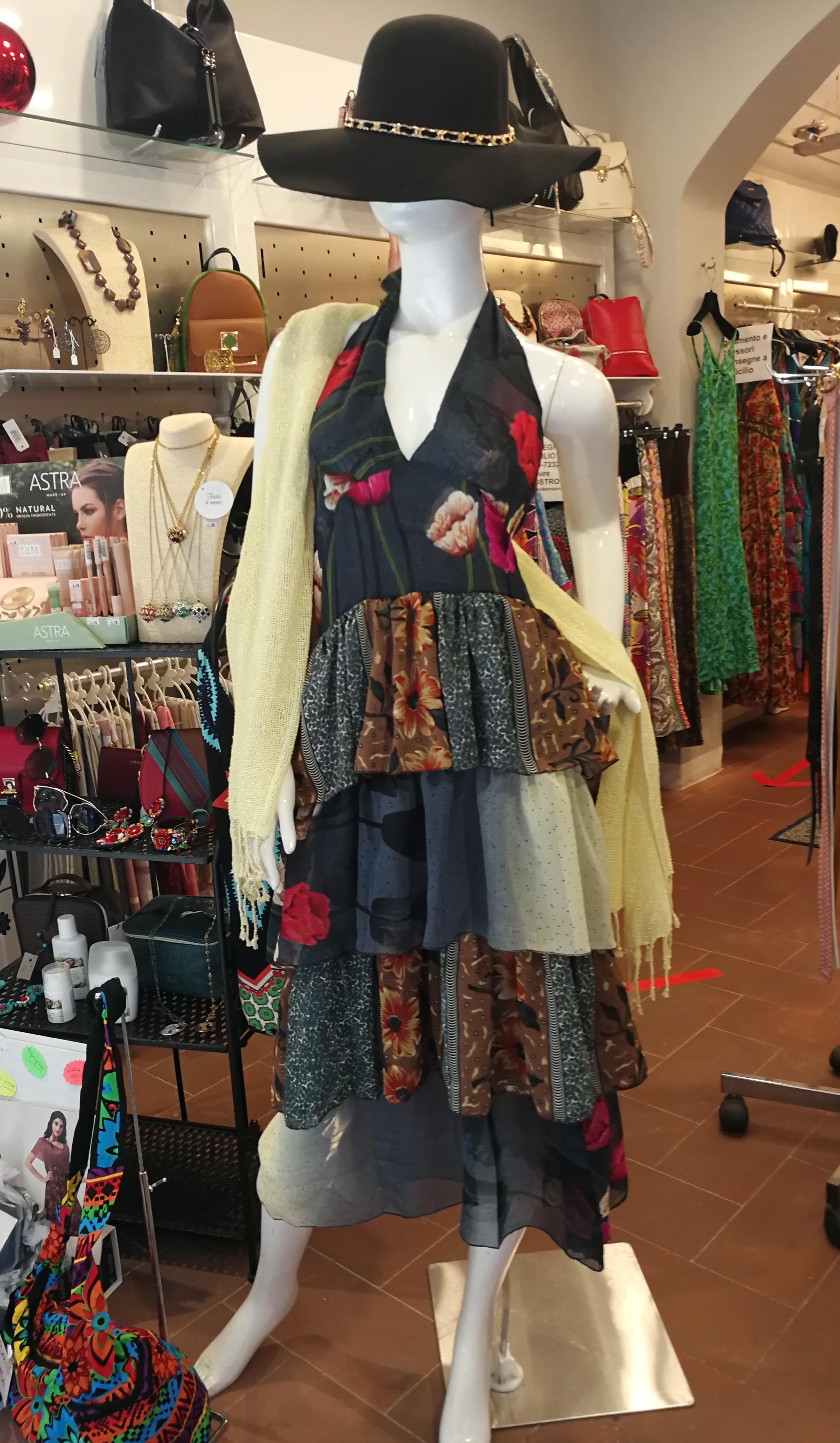 Vestito estivo lungo | Abbigliamento donna online