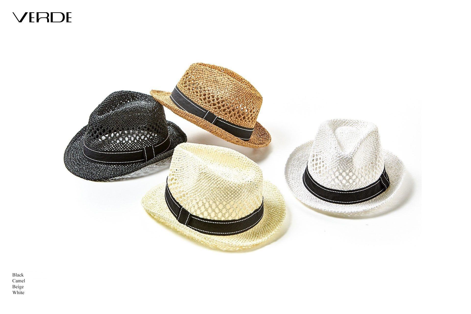 Small-brimmed hat. Women's summer hats online
